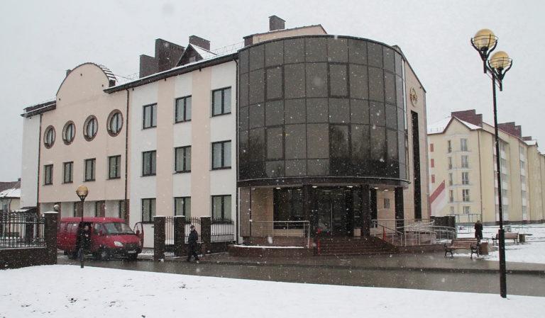 Открытие нового здания налоговой инспекции в Осиповичах!